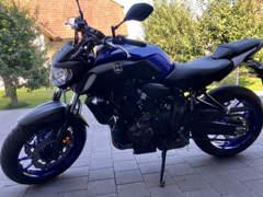 33946 Yamaha MT 07 (2020)