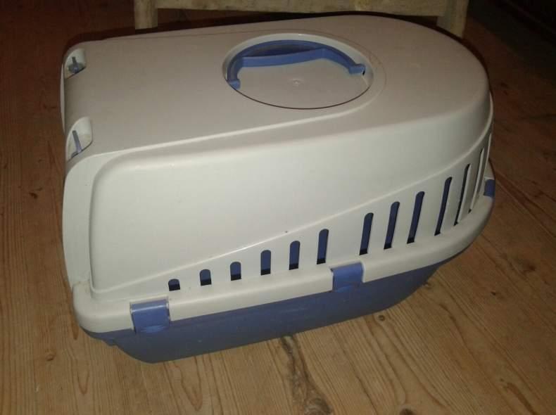 3612 Transport Box für Katze