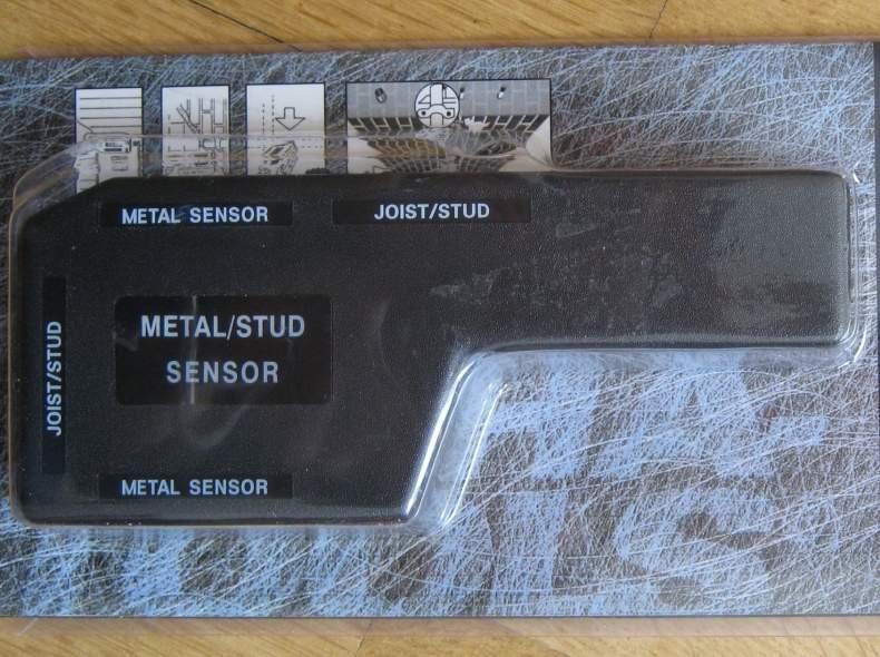 3621 Metall-/Holzdetektor