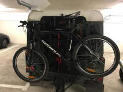 34152 Fahrrad Träger, Hecktürträger