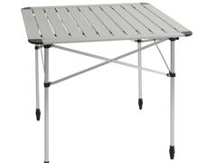 34210 Alu Rolltisch - Camping Tisch 4er