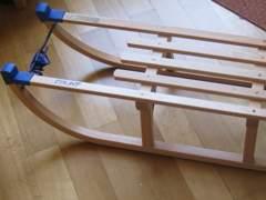 3639 Davoser Schlitten 110 cm