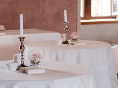 34233 Glasschale für Rosen-Blumen-köpfe