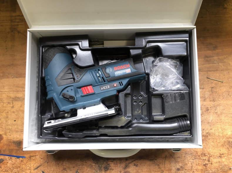 34332 Stichsäge Bosch - Akku
