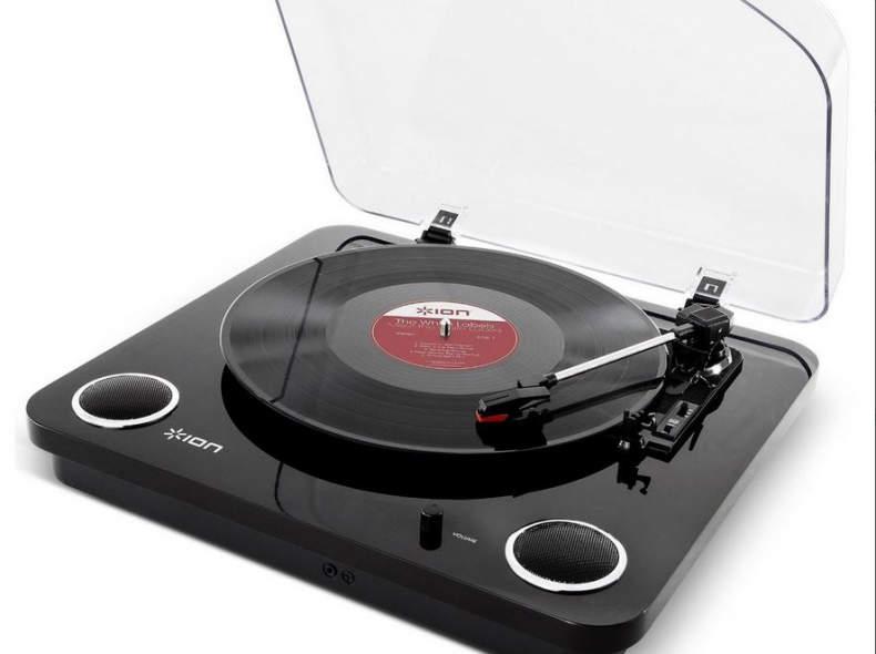 34505 LP USB-Plattenspieler Konverter