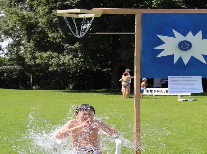 3687 Wasserbombe: Spiel für Kinderfest