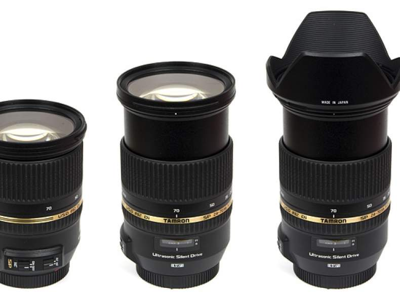 3691 Tamron 24-70mm F/2.8 Nikon Objektiv