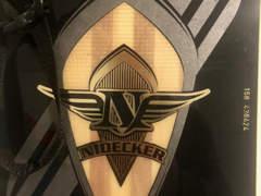 34638 Snowboard Nidecker AXIS 158 XL
