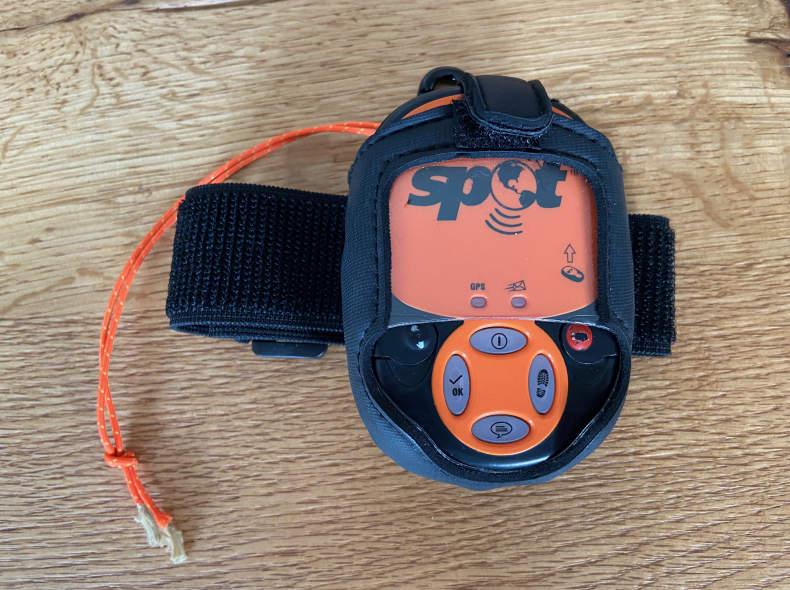 34670 SPOT SATELLITE GPS MESSENGER