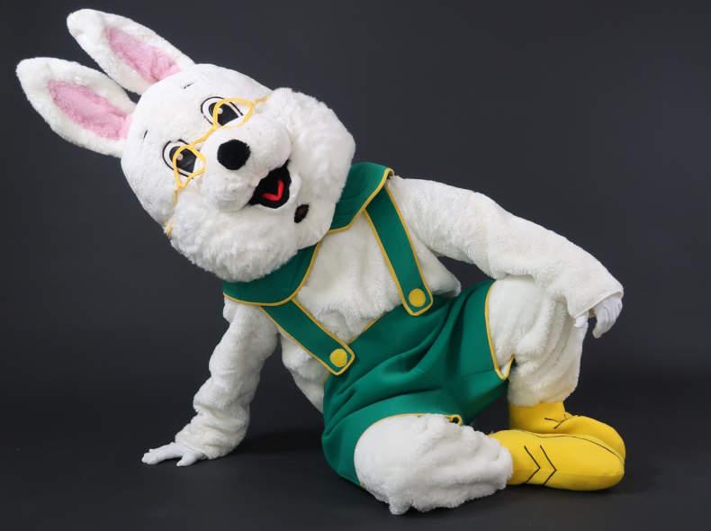 34672 Bunny Hase