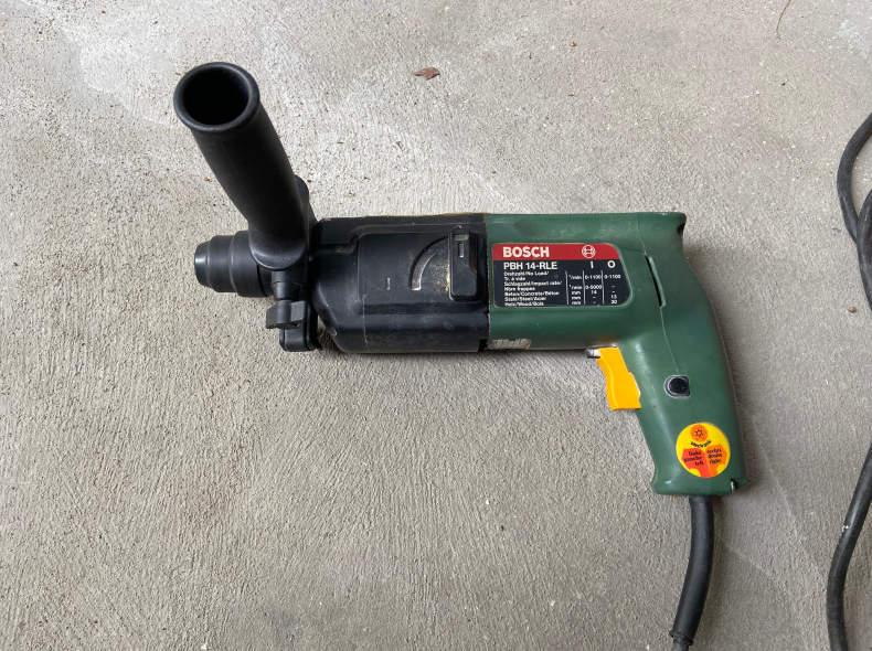 34675 Bohrhammer BOSCH PBH 14-RLE