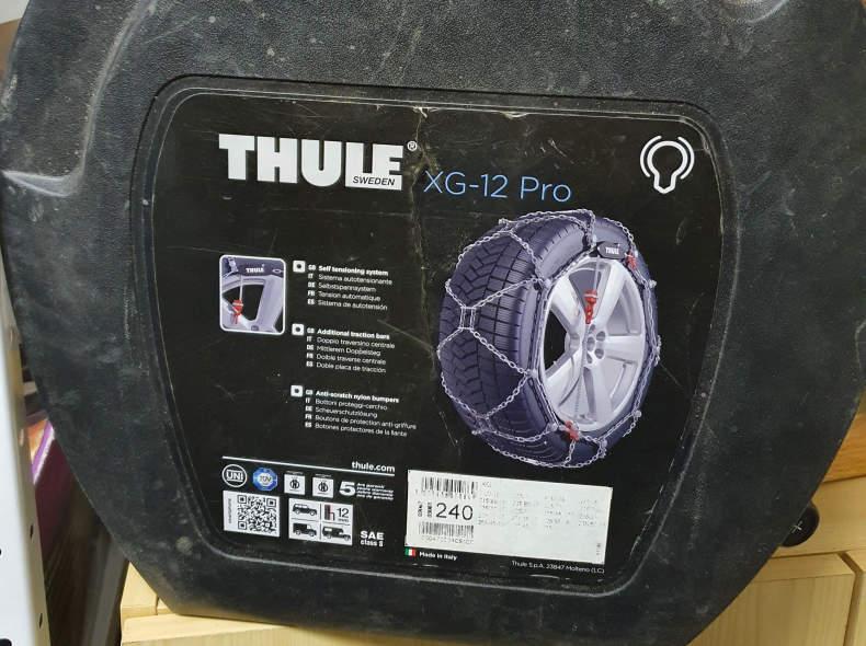 34680 Schneeketten Thule XG-12 Pro Gr240