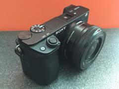 34694 Sony A6300 inkl. 3 Akkus