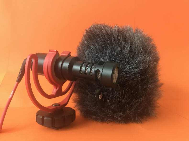 34695 Rode VideoMicro Kameramikrofon