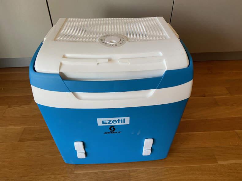 34814 Kühlbox elektrisch