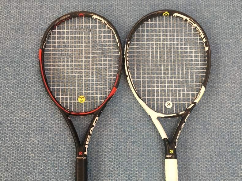 3770 HEAD Tennisracket
