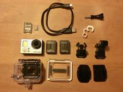 3790 GoPro Hero 3 black