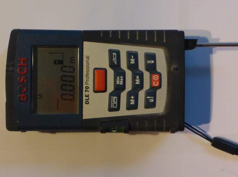 3825 Laser Distanzmesser