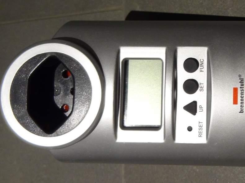 3907 Energiemessgerät von Brennenstuhl