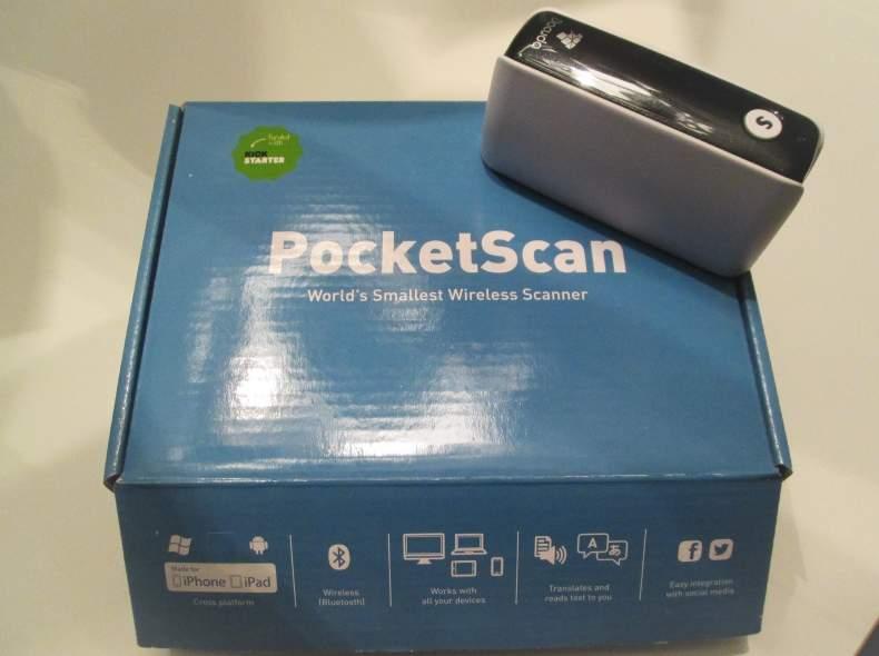 3908 Kickstarter - PocketScan
