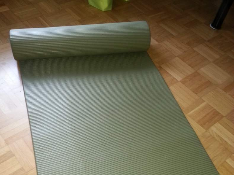 3911 Yoga Matte / Isolationsmatte
