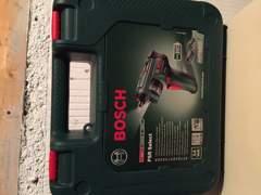 3939 DER Akku-Schrauber von Bosch