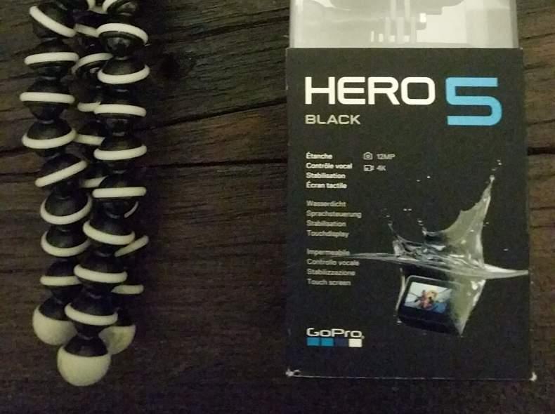 3959 Go Pro Hero 5