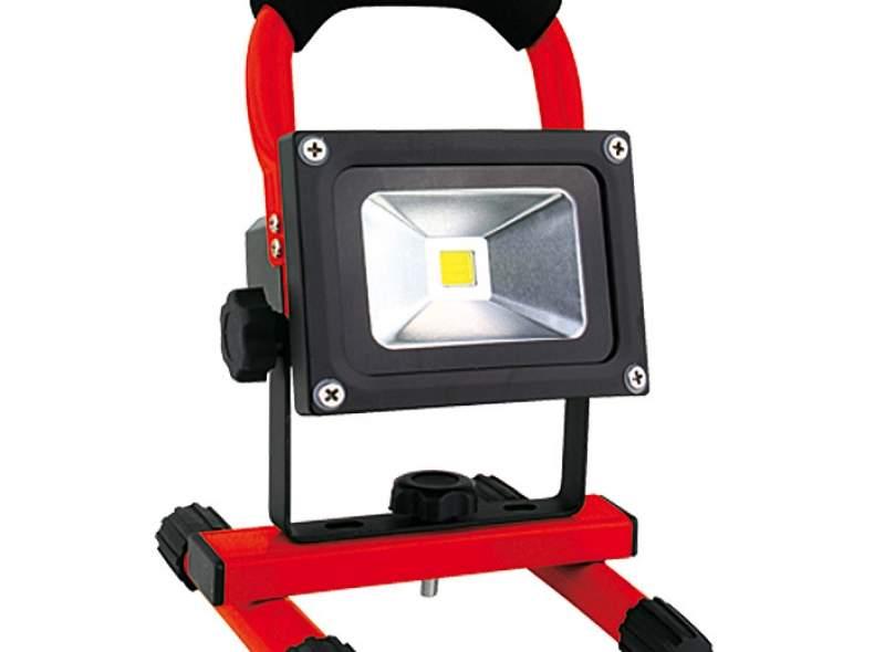 4013 LED-Akku-Strahler RITOS 10W
