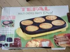 4018 Crêpes Pancakes Party Maker