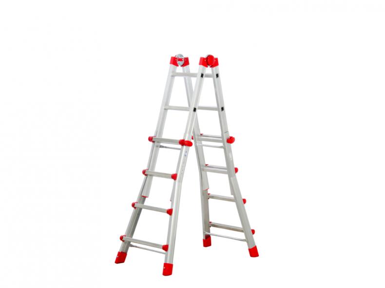 3957 Bockleiter / Anlegeleiter bis 4.70m