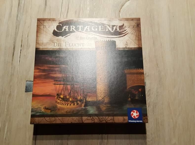 4057 Gesellschaftsspiel Cartenga
