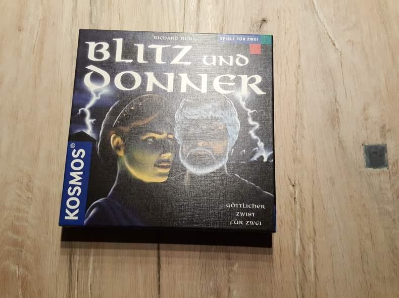4060 Spiel Blitz und Donner