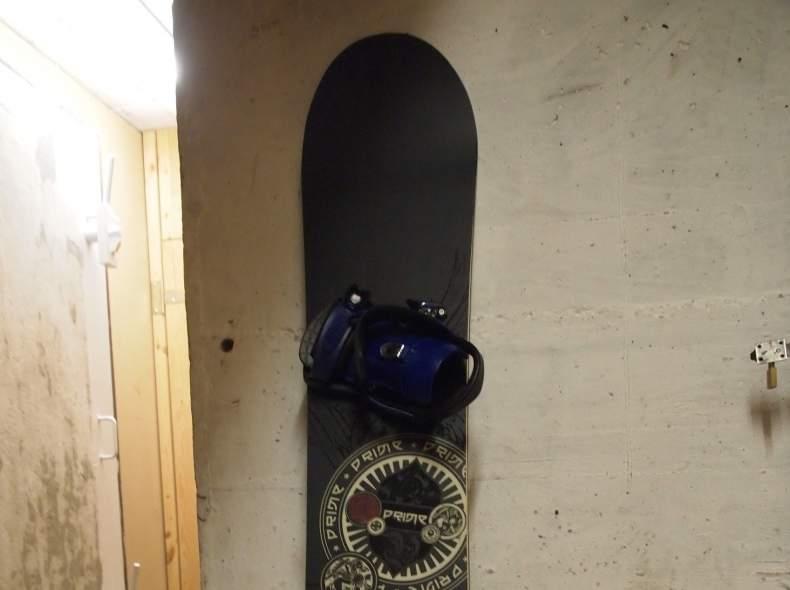 4137 Snowboard