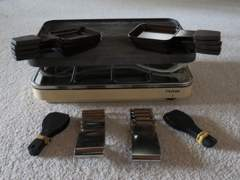 4233 Tischgrill Rotel Raclette