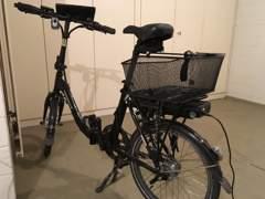 4295 E-Bike zusammenklappbar + Anhänge