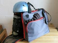 4300 Skischuh- / Schischuh-Tasche