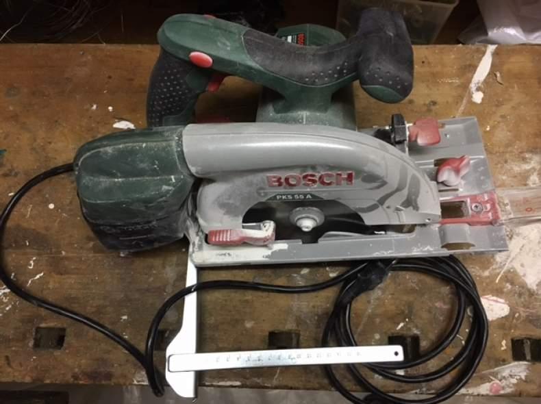 4309 Kreissäge Bosch