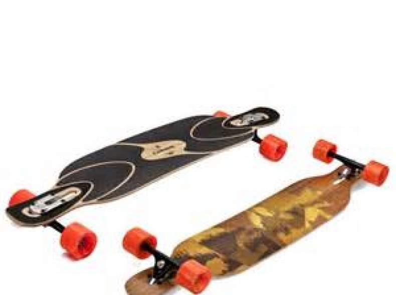 4320 Skateboard Loaded
