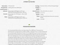 4354 Trekking-Zelt MSR Hubba Hubba 2 Per
