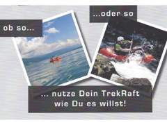 4371 Nortik Trekraft Packraft - Boot