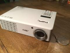 4393 Home Cinema Beamer Acer H5360 3D