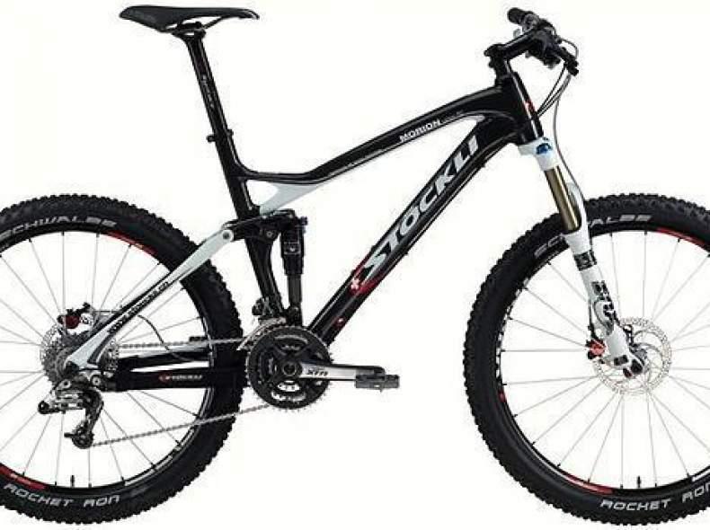 4406 Mountainbike Stöckli Morion Carbon