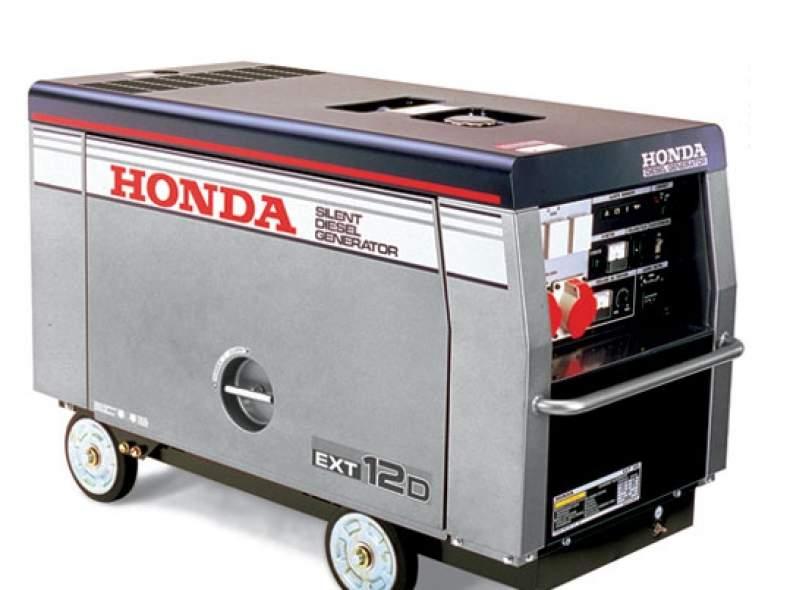 4426 Honda EXT12D Stromgenerator