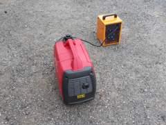 4428 Honda EU20i Stromgenerator NR.001