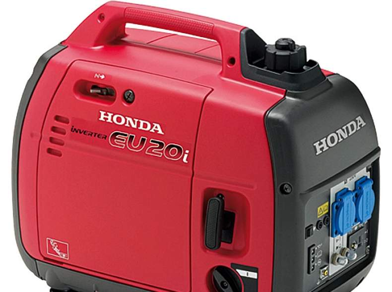 4429 Honda EU20i Stromgenerator NR.002