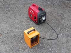 4430 Honda EU20i Stromgenerator NR.003