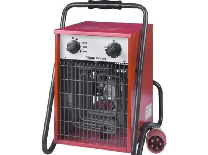 4435 Elektro Heizlüfter EK5001