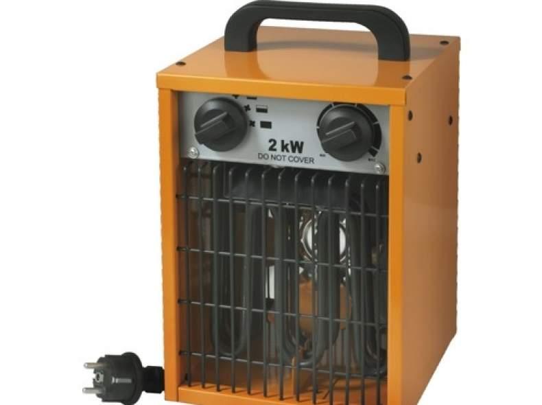 4436 Elektro Heizlüfter EK2000