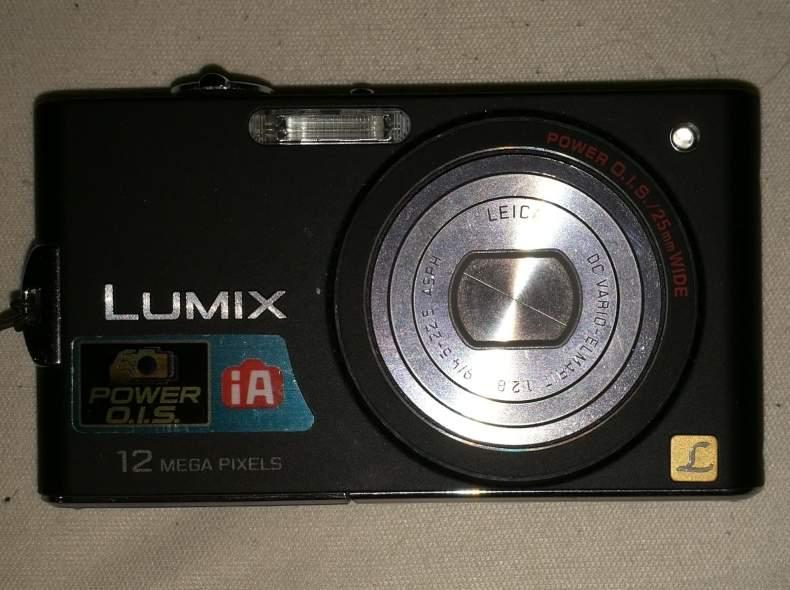 4566 Kompaktkamera Lumix -12mp