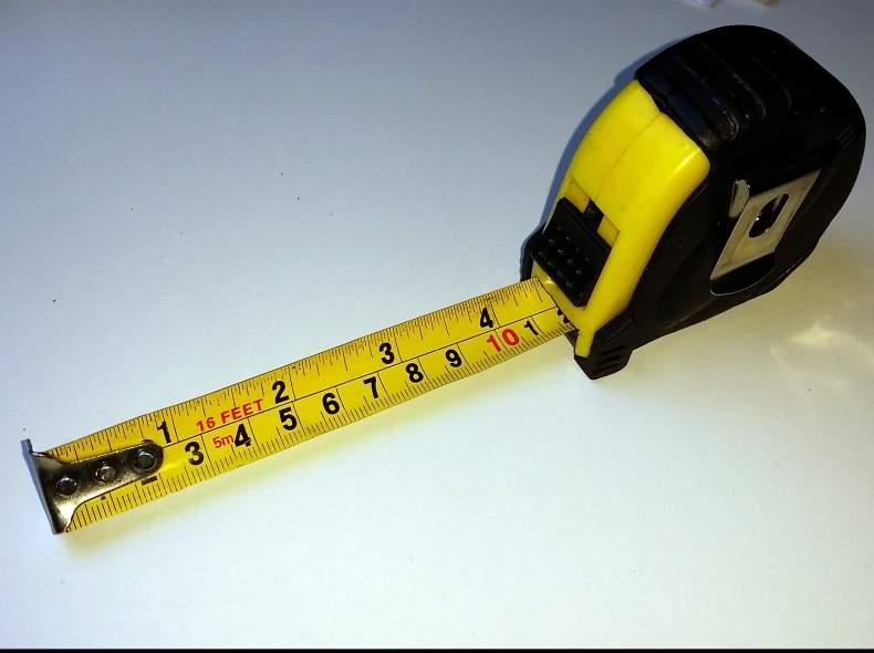 4607 Rollmeter / Massband (5m / 16ft)